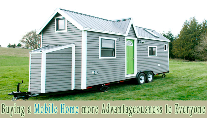 How can Buying a Mobile Home?