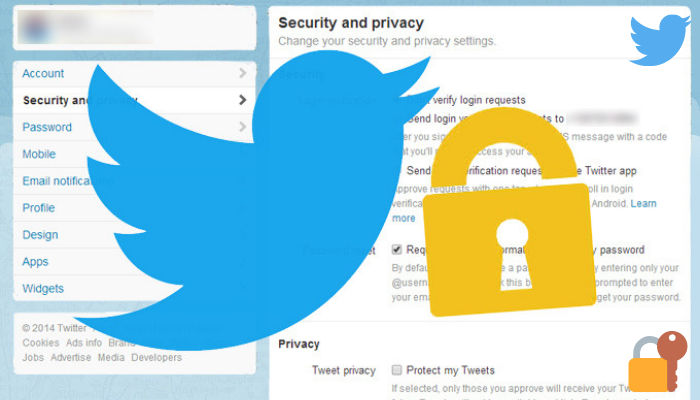 Know about Twitter and It's Privacy Settings