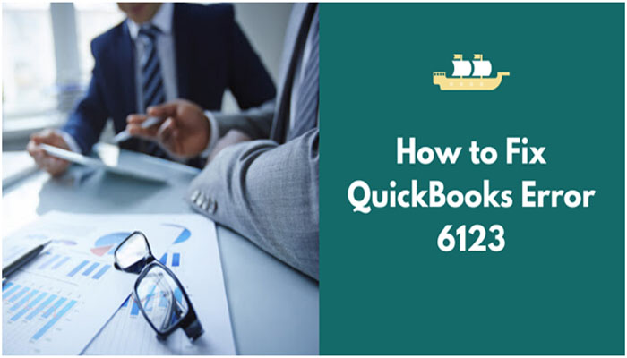 How To Fix QuickBooks Error 6123